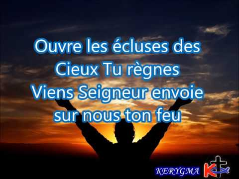 J'attendrai   Glorious (avec paroles)