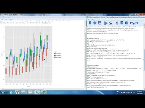 Part 2 Getting Started with BlueSky Statistics