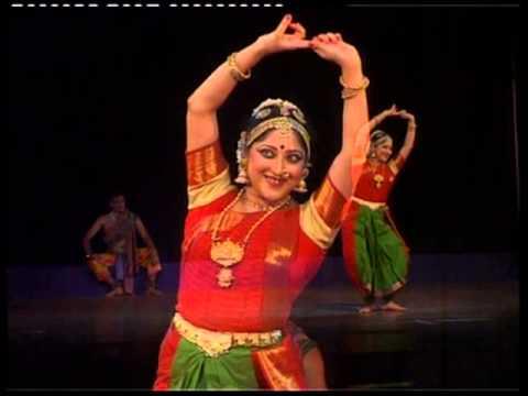 Bharatanatyam Natyarangam Sathyanarayana Raju and Lakshmi Gopalaswamy