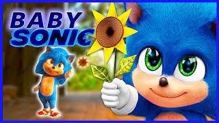 Sonic la Película: BABY SONIC es REVELADO |  ¿Sonic será padre? |  Sonic la película - Jugamer