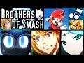 "♪ ""Brothers of Smash"" - A Super Smash Bros Parody Music Video"