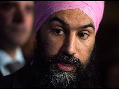 LIVE: Jagmeet Singh addresses NDP convention