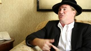 The Fourth Dimension: Val Kilmer Interview