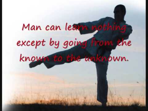Taekwondo And Martial Arts Quotes Youtube