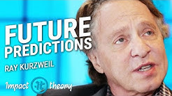 What You Need to Know About the Future with Legendary Futurist Ray Kurzweil | Impact Theory