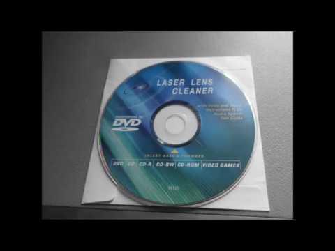 CD/DVD Laser Lens Cleaner EP (2005)