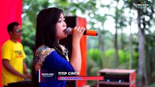 TITIP CINTA - LILIS AMANDA - TRIAZ MUSIC LIVE BANYUMANIS CUMANT