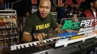 DEVI TRIANA HANING TRIAS MUSIC LIVE NGASEM CANDI