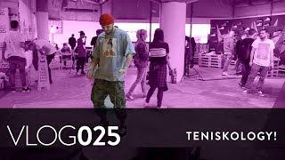 Vlog: Co si kdo oblékl na Teniskology 2017?