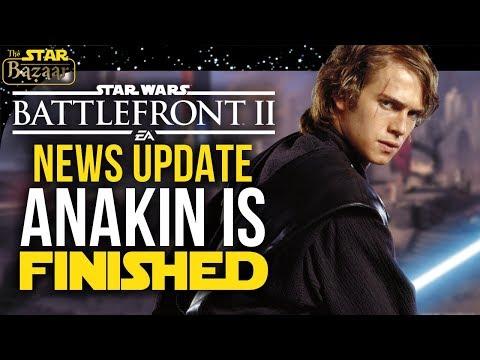 Anakin Skywalker Is FINISHED   Battlefront 2 Update thumbnail
