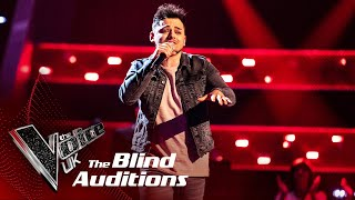 Grant Tuff's 'Sucker' | Blind Auditions | The Voice UK 2020