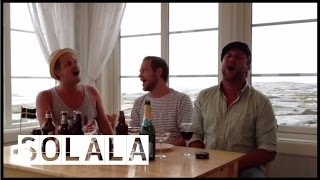 "Solala sings ""Ronia in disguise"""