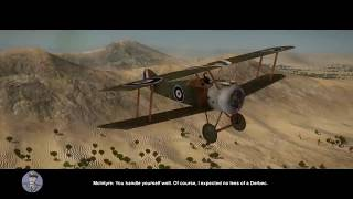 Air Conflicts: Secret Wars Ultimate Edition 1st Mission [PS4 Gameplay]