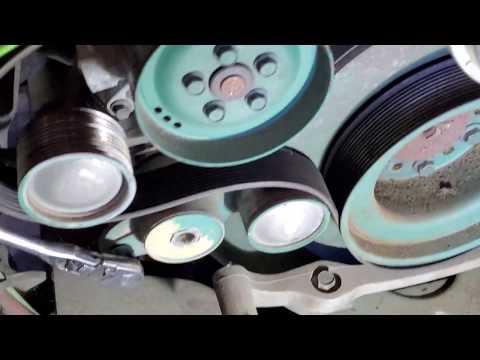Volvo vnl d13 belt install. Diy tricks tips