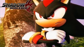 SHADOW THE HEDGEHOG All Cutscenes (All Paths, Dark, Hero and Neutral) Game Movie 1440P 60FPS