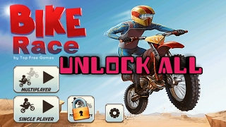 APK MOD BIKE RACE UNLOCK ALL