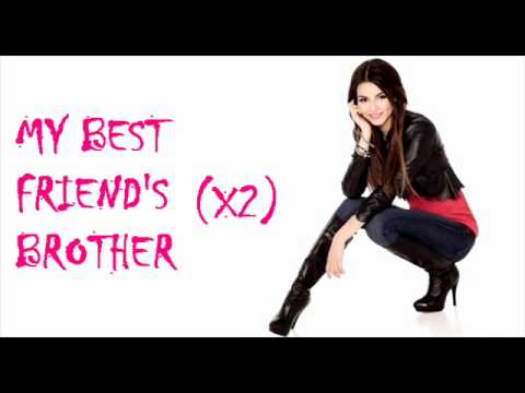 Victorious - Best Friend's Brother (Karaoke) - YouTube