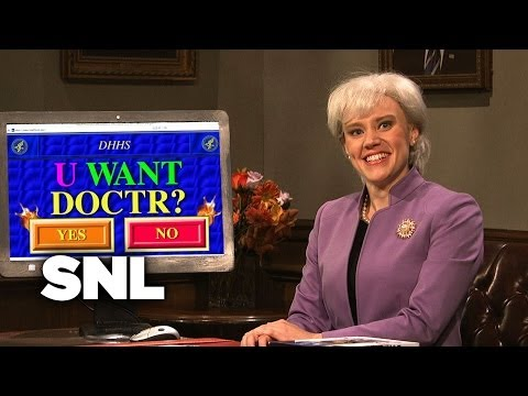 Obamacare Website Tips - SNL
