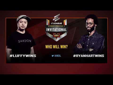 ELEAGUE - Street Fighter V Invitational - Group D, Quarterfinals (BO5)