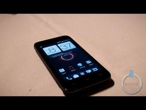 HTC DROID Incredible 4G LTE Hands-On - BWOne.com