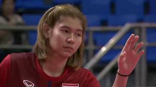 Download Mp3 Sepak Takraw | Philippines Vs Thailand | 30th Sea Games | Women's Regu Event