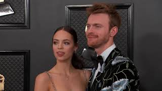 Finneas O'Connell On The Red Carpet | Fashion Cam | 2020 GRAMMYs