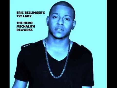 Eric Bellinger's 1st Lady - HERO MECHALITH'S Blue Star Remix