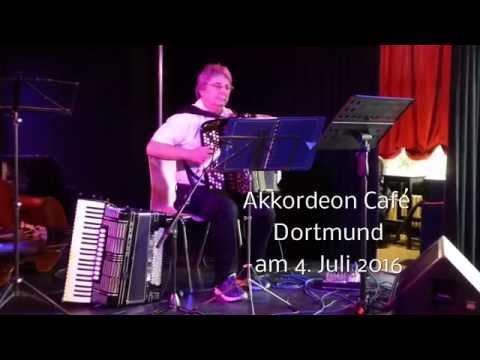 Akkordeon Café Dortmund 4. Juli 2016, Vorprogramm