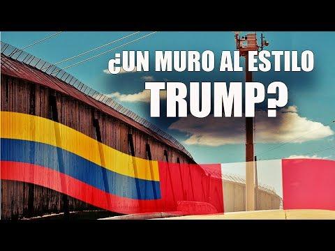 ¿Por qué Ecuador construyó un muro con el Perú?