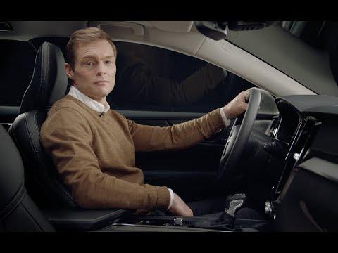 The New Volvo V60: A Driver's Car