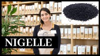 Propriétés de la Nigelle : Immunité, Allergie, Digestion, Anti-âge, Pellicules, Eczéma, Psoriasis...