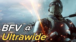 Battlefield V at Ultrawide on 1080 Ti + Attrition Rant