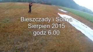 Bieszczady i Solina 2015