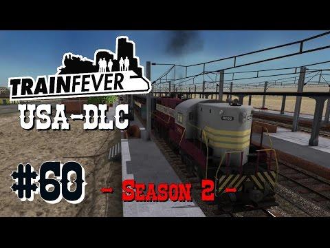 TRAIN FEVER: USA-DLC #60: Die EMD GP9-Canadian Pacific [Let's Play][Gameplay][German][Deutsch]
