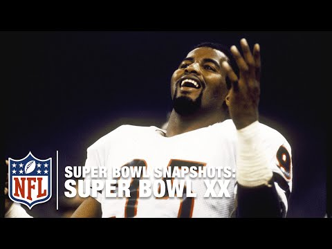 Super Bowl Snapshots: Richard Dent Makes His Mark on NFL History | NFL