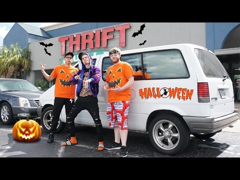 A Trip to the Thrift #144 | The Halloween Special! Nautica, Adidas, and Vintage Heat!