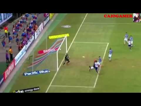 Gols:Bahia 3x0 Paysandu 03/06/16(Brasileirao serie b)