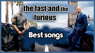 """Лучшие треки из фильма """"Форсаж""""/Best songs from """"The  fast and the furious"""""""