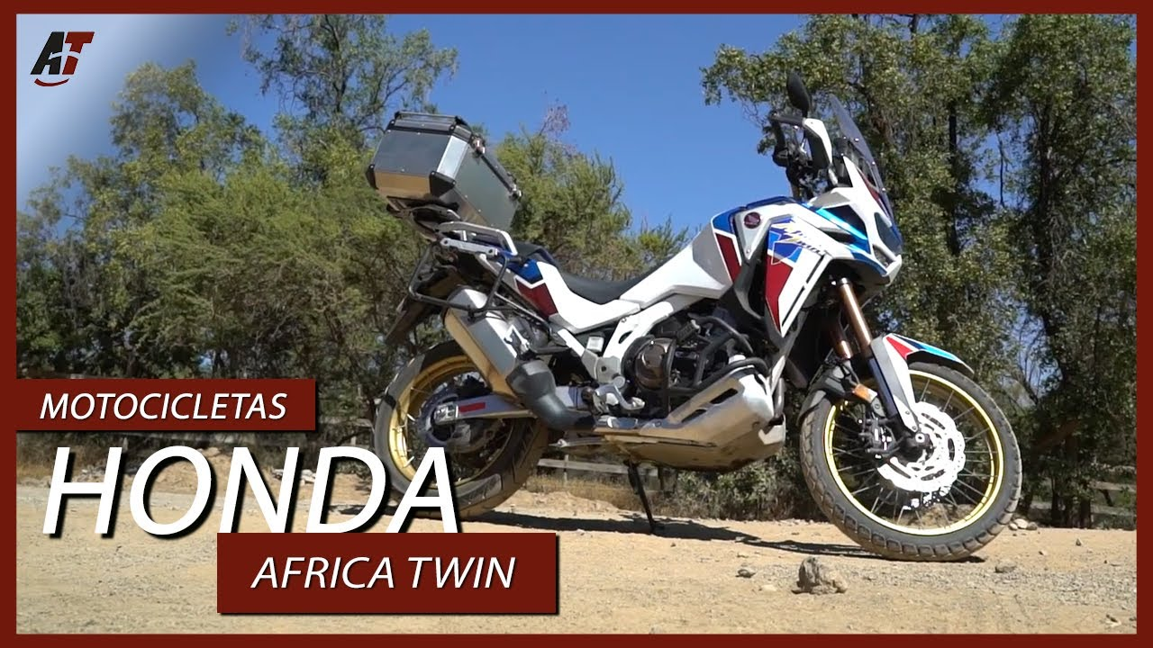 Honda Africa Twin Adventure Sports 2021   Por ciudad y tierra probamos la todoterreno japonesa