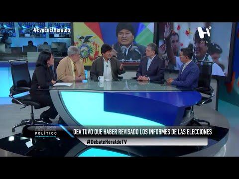 """""""No Se Meta En Política Mexicana"""", Dijo Marcelo Ebrard A Evo Morales"""