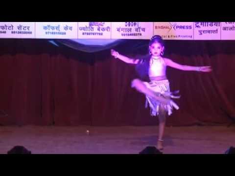 ori chiraiya Contemprorary dance form by Vanya singh -save girl child dance performence