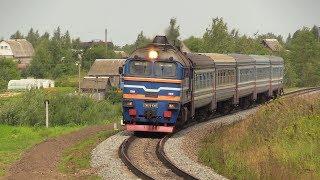 O. p yaqin Lokomotiv 2M62U-0307 hamda [shartnoma tuzdi]. Savelinki to'xtatish yaqin Savelink / [BCh] 2M62U-0307 o'zbekiston