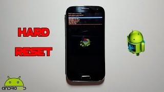 How To Hard Reset Any Android Device [NO PC]