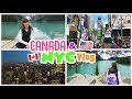 Canada and New York Vlog 2017