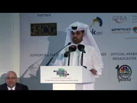 Entrepreneurship in Economic Development Forum / Opening Ceremony  - Qatar 2014