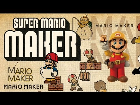 Super Mario Maker - 100 Mario Challenge - Easy Difficulty - #4 - No Commentary