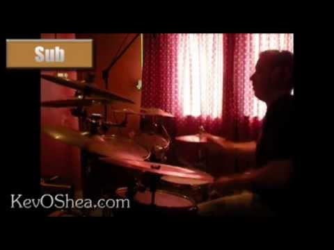 Aaron Spears The Grammys Drum Fill Transcription | Drum Lesson
