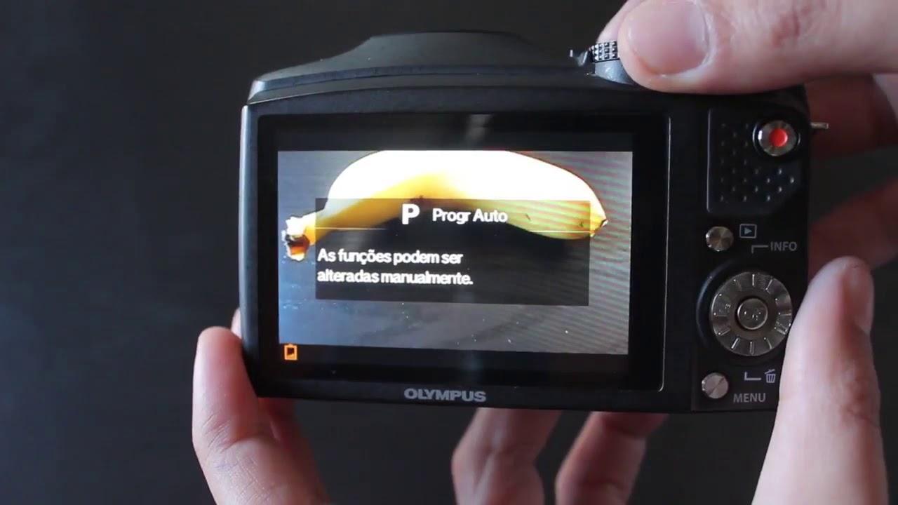 Download Olympus SZ 31MR Camera   REVIEW