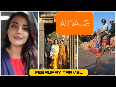 MY 2 DAYS ALIBAUG TRIP | ALIBAUG BY ROAD | FEBRUARY TRAVEL | TRAVELING WITH IN-LAWS