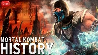 History of - Mortal Kombat (1992-2014)